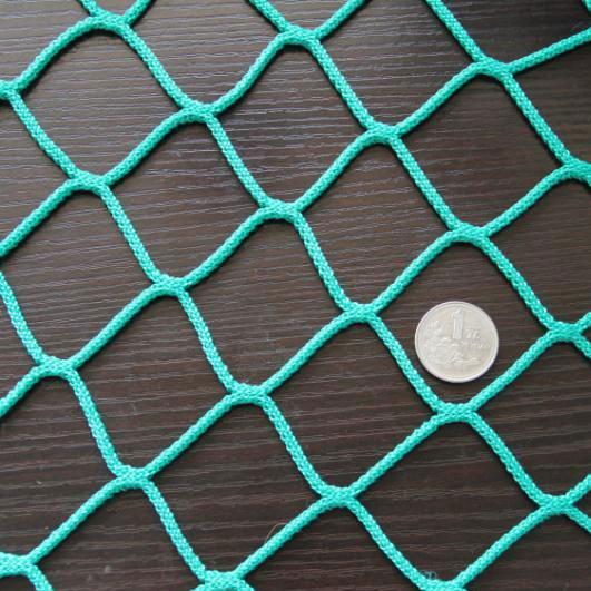 Knotless anti-bird nets